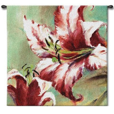 Blooming Lily Tapestry Wall Hanging | Pure Country | pc4033wh
