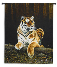 Grandeur Tiger Tapestry Wall Hanging | Pure Country | pc5192wh