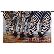 Zebra Stripes Tapestry Wall Hanging | Pure Country | pc5324wh