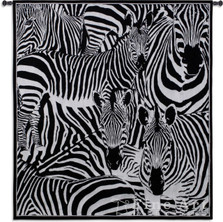Zebra Tapestry Wall Hanging Seeing Stripes | Pure Country | pc6061wh