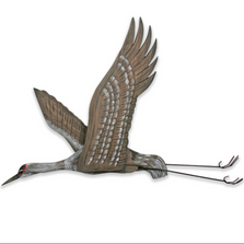 Sandhill Crane Wall Sculpture | TI Design | CW293