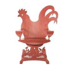 Hen Rocking Chair | Cricket Forge | C005