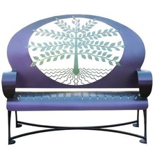 Tree of Life Bench | Cricket Forge | B021