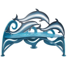 Dolphin Bench | Cricket Forge | B011