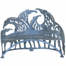 Horse Bench | Cricket Forge | BDD:F607