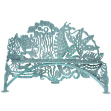 Sea Life Bench | Cricket Forge | BBD-F612
