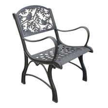 Cardinal Cast Iron Chair | Painted Sky | PSPC-ICA-200BR