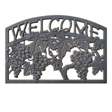 Grape Welcome Sign | Painted Sky | PSWS-GP