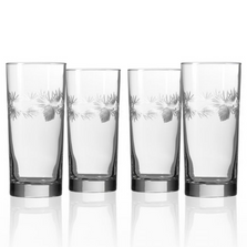 Icy Pine Cooler Set of 4 | Rolf Glass | 207018