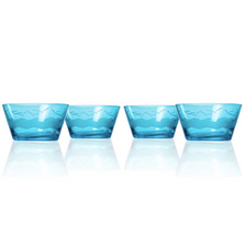 Seabreeze Bowl Set of Four | Rolf Glass | 242224
