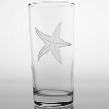Starfish Cooler Set of 4 | Rolf Glass | ROL400013