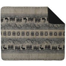 Black Forest Friends Elk Throw Blanket | Denali | DHC16101172