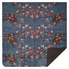 Moose Blossom Throw Blanket | Denali | DHC16107672