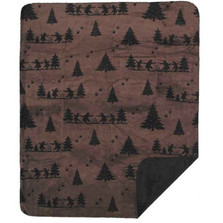 Bear Boogie Throw Blanket | Denali | DHC16191672