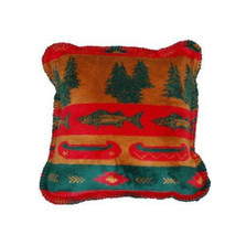 Fish Lodge Pillow | Denali | DHC35061818
