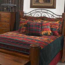 Fish Lodge Twin Bedspread   Denali   DHC51261889