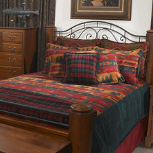 Fish Lodge King Bedspread   Denali   DHC51261889-King