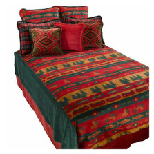 Fish Lodge Twin Bedding Set | Denali | DHC618-Twin
