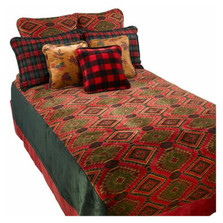Navajo Wind Queen Bedding Set | Denali | DHC646-Queen