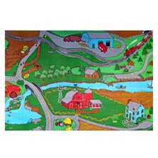 Farm Area Rug   Custom Printed Rugs   CPR20