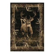 Deer Running Area Rug | United Weavers | UW512-27159
