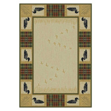 Loon Tartan Area Rug | United Weavers | UW530-41817