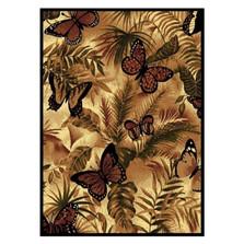 Butterfly Jungle Area Rug | United Weavers | UW910-01330