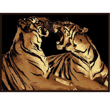 Double Tiger Area Rug | United Weavers | UW910-01450