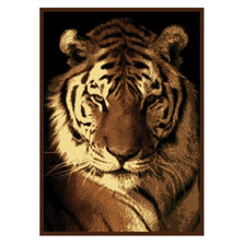 Tiger Portrait Area Rug | United Weavers | UW910-02450