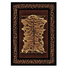 Leopard Tiger Area Rug | United Weavers | UW910-03950