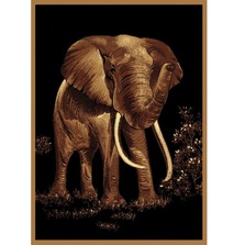 Elephant Area Rug | United Weavers | UW910-04650