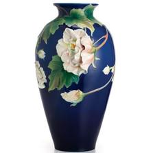 Cotton Rose Porcelain Vase | FZ02484 | Franz Collection