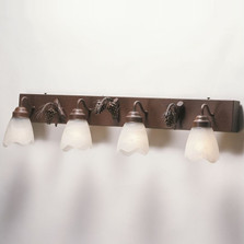 Pinecone Vanity Light | Colorado Dallas | CDBL36GS01010101