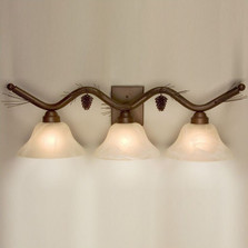 Pine Branch Vanity Light | Colorado Dallas | CDBLS0101