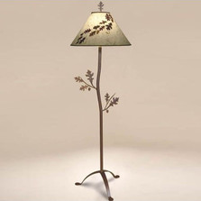 Oak Branch Floor Lamp | Colorado Dallas | CDFL37009SH215809