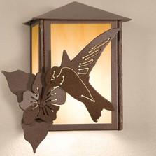 Hummingbird Outdoor Light | Colorado Dallas | CDODL70D