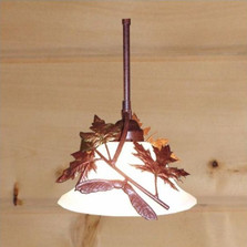 Maple Pendant Light | Colorado Dallas | CDPL07-10FR