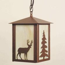 Deer Lantern Pendant Light | Colorado Dallas | CDPLL16131613