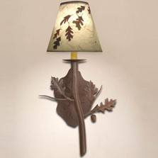Oak Branch Wall Lamp | Colorado Dallas | CDWL37009