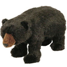 Black Bear Footrest | Ditz Designs | DIT60000