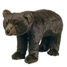 Grizzly Bear Footrest   Ditz Designs   DIT60029