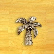 Palm Tree Knob | Functional Fine Art | ffa02848
