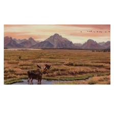 """Moose Print """"Magic Moment""""   Gary Johnson   GJgcmagmom"""