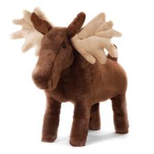 "Moose ""Morris"" Footstool | Carstens Friendly Footstool | mfs825"