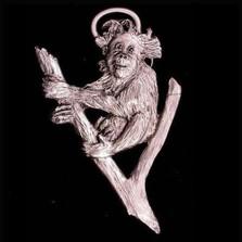 Baby Orangutan Pewter Ornament | Andy Schumann | SCHMC122116