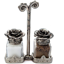 Roses Salt Pepper Shakers | Silvie Goldmark | SGM125