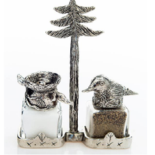 Bird Nest Salt Pepper Shakers | Silvie Goldmark | SGM14