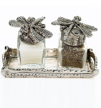 Dragonfly Salt Pepper Shakers | Silvie Goldmark | SGM20