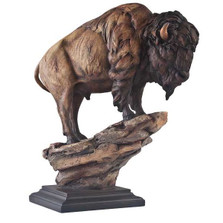 "Bison Sculpture ""El Patron"" 