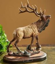 "Elk Sculpture ""Wapiti"""